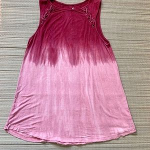 American Eagle Maroon Soft & Sexy Tank Size xs
